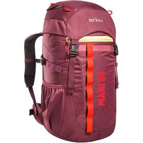 Tatonka Mani 20 Backpack Kids, czerwony